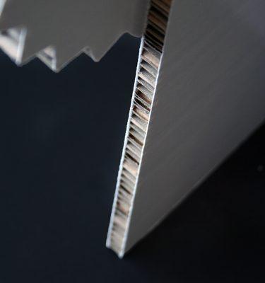 Honingraatkarton bedrukken display honingraat