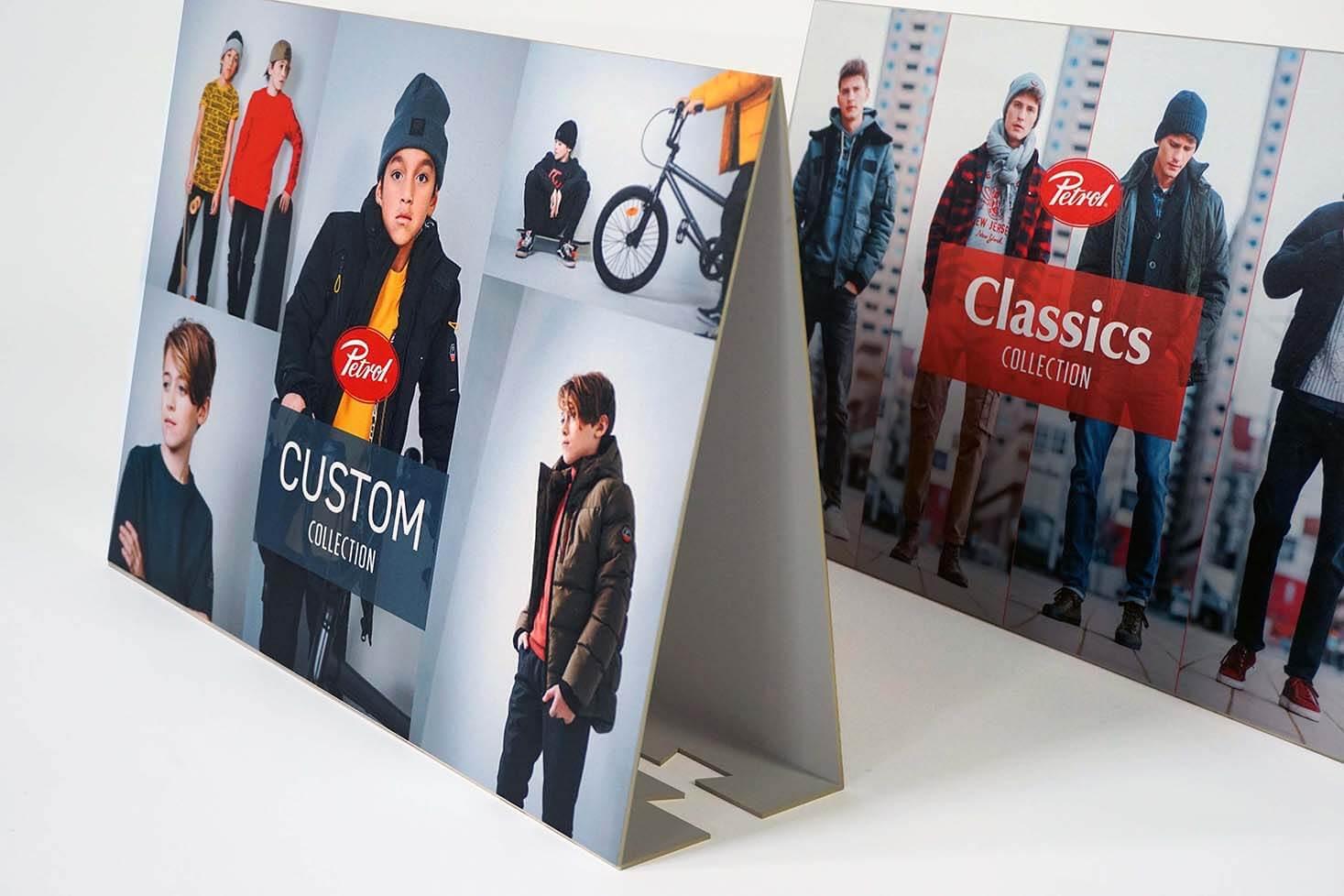 Kartonnen-displays